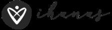 Logo ihanas - Experience Strategy & Design